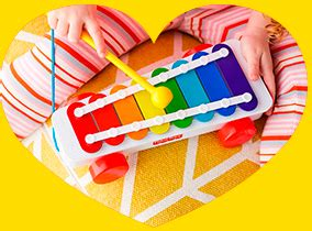 Problem solving activity for baby