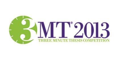 Three minute thesis otago